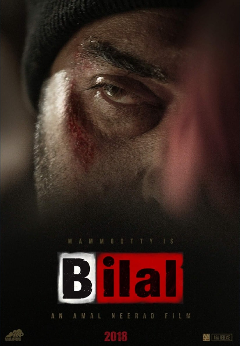 First look of Bilal. Image from Twitter/@dulQuer.