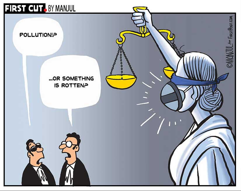 CJIs Master of Rolls order: 3-judge SC bench likely to hear Kamini Jaiswals plea on judges bribery case today