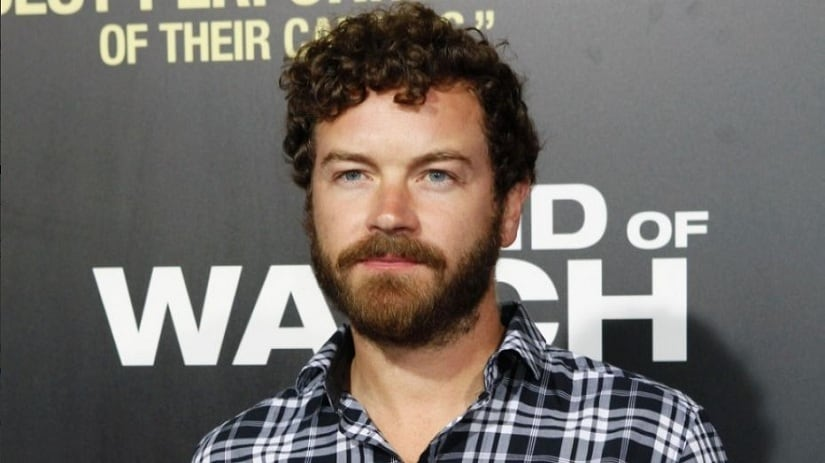 Danny Masterson. Image from Twitter/@pwguru65