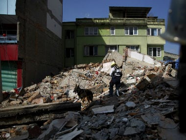 Scientists re-confirm possibility of large earthquakes in the Himalayas