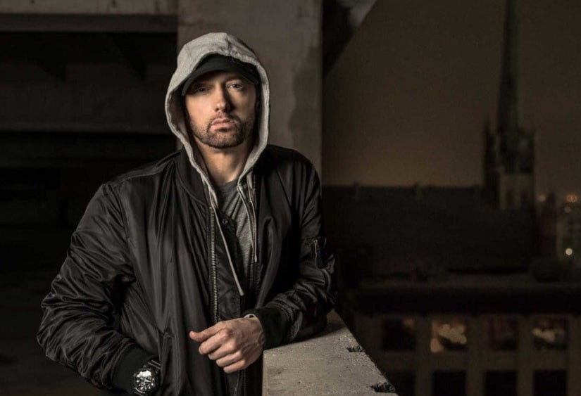 Eminem announces release of next album, Revival; Frank Ocean teases new music