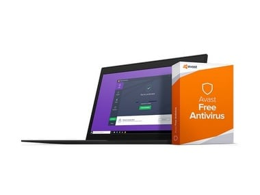 Avast anti-virus.