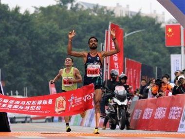 India's Gopi Thonakal, Monika Athare retain New Delhi Marathon titles