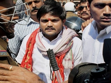 Hardik Patel sex CD row: PAAS alleges Vijay Rupani, Gujarat BJP chief behind morphed clips of Patidar leader