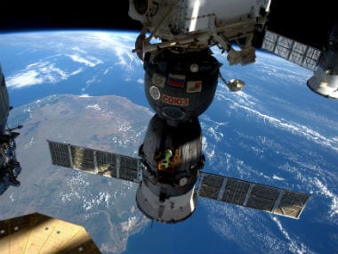 NASA to launch a sensor that will measure space debris around International Space Station