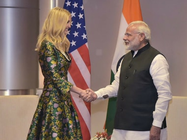 Congress raises objections over Narendra Modi hosting dinner for Ivanka Trump, says PM violated protocol