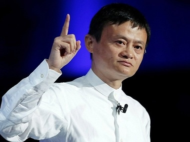 A file photo of Jack Ma, Founder, Alibaba. Reuters