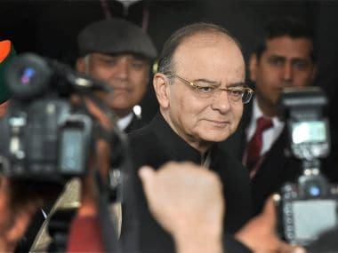 File photo of Finance Minister Arun Jaitley. PTI