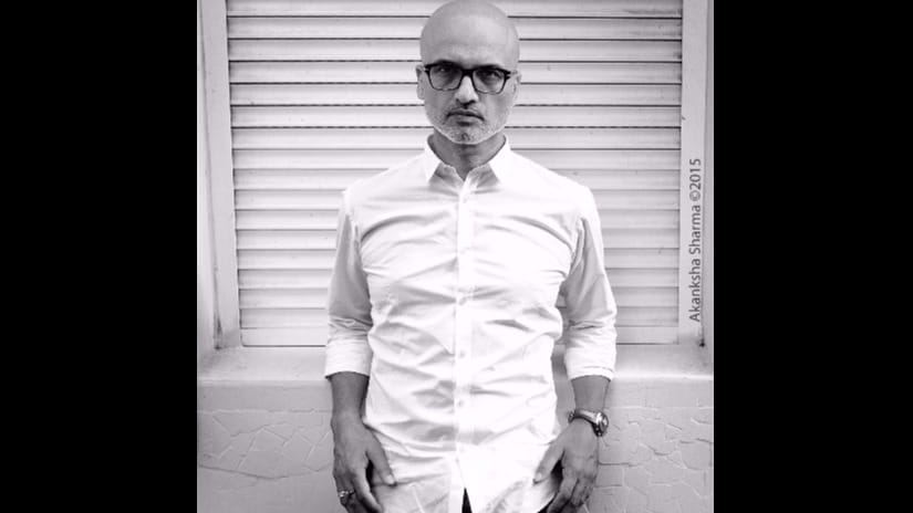 Jeet Thayil. Photo courtesy Akansha Sharma