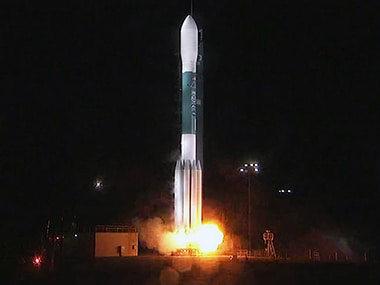 NASA successfully launches NOAAs JPSS-1 satellite to improve weather prediction on a Delta II rocket