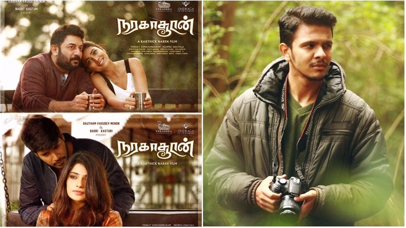 Karthick Naren has wrapped up his sophomore movie Naragasooran, a multi-starrer, in just 41 days