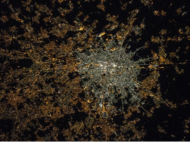 Popularity of LED lights is leading to a worldwide increase in light pollution