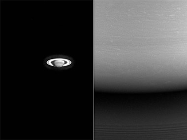 NASA releases Alpha and Omega, images of Saturn captured during the beginning and end of the Cassini mission