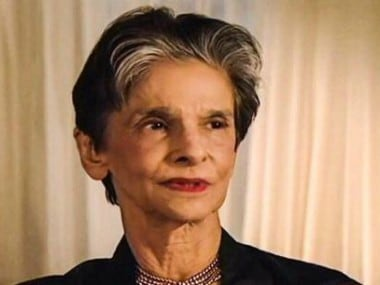 File photo of Dina Wadia. Image courtesy. News18 Hindi