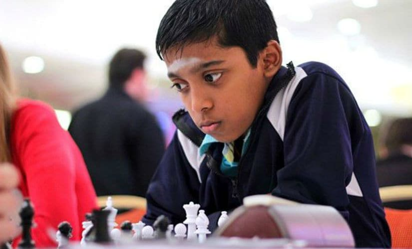 World Juniors: 12-year-old R Praggnanandhaa chases youngest Grand Master dream, throws tournament wide open
