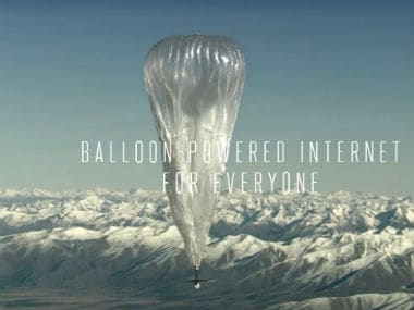 Project Loon has delivered internet services to 100,000 people in Hurricane Maria-hit Puerto Rico