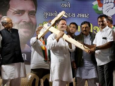 In Gujarat, Rahul Gandhi slams Narendra Modi over Jay Shah case; BJP questions Congress VPs faith
