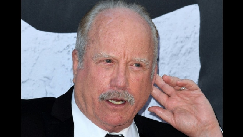 Richard Dreyfuss, 70, denied writer Jessica Teich's accusation that he exposed himself to her. Image courtesy: AFP/File / Robyn Beck