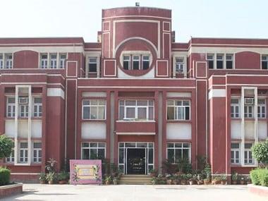 File image of Ryan International School, where Pradyuman was murdered. News18