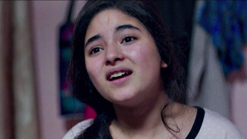 Secret Superstar narrates the travails of a Vadodara-based Muslim schoolgirl, Insia