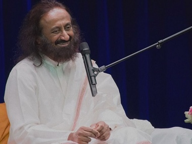 Sri Sri Ravi Shankar's Ayodhya visit highlights : 'No hope for solution, too late for dialogue,