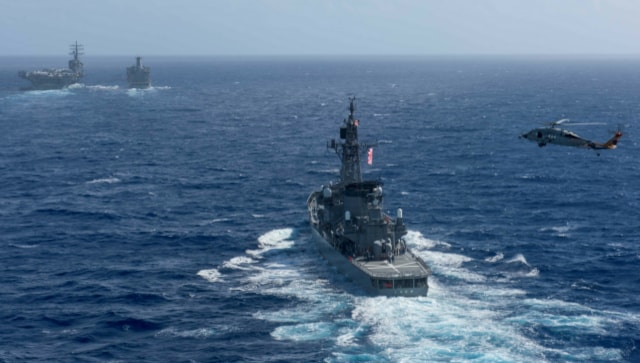 US Navy conducts 'freedom of navigation' operation in Indian waters without New Delhi's prior consent