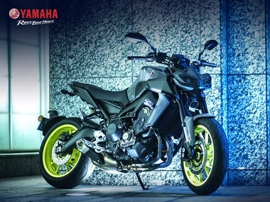 2017 Yamaha MT-09 launched in India for Rs 10.88 lakh