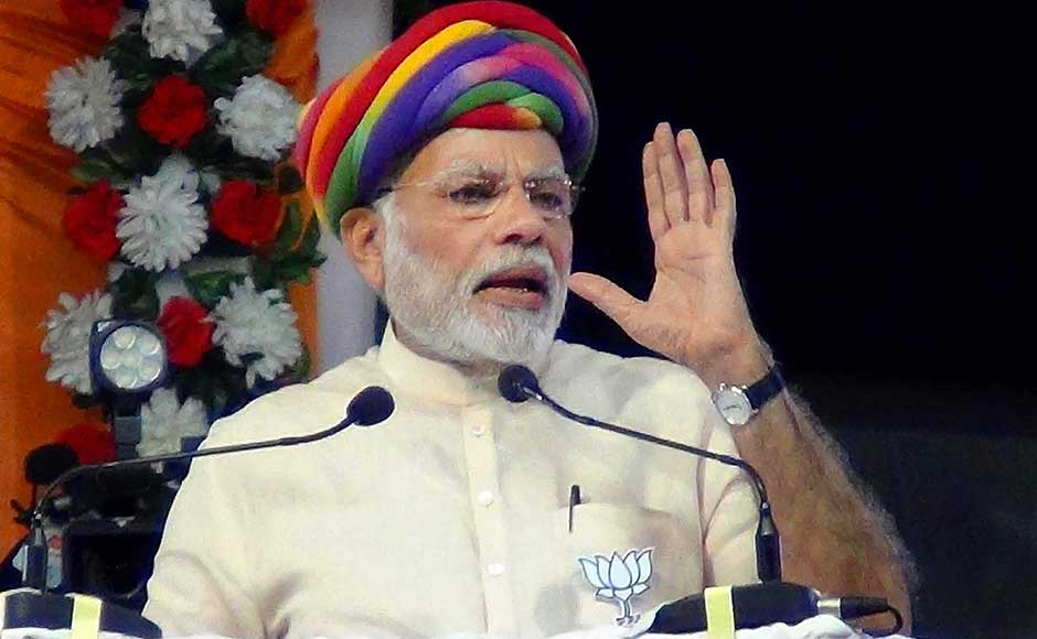 Delivering scathing attacks against Congress and Rahul Gandhi, Prime Minister Narendra Modi, who is in Gujarat to campaign for the upcoming election, said that the grand old party always had an animosity for Gujarat. He addressed election rallies in Dharampur, Bhavnagar, Junagadh and Jamnagar.<br />PTI