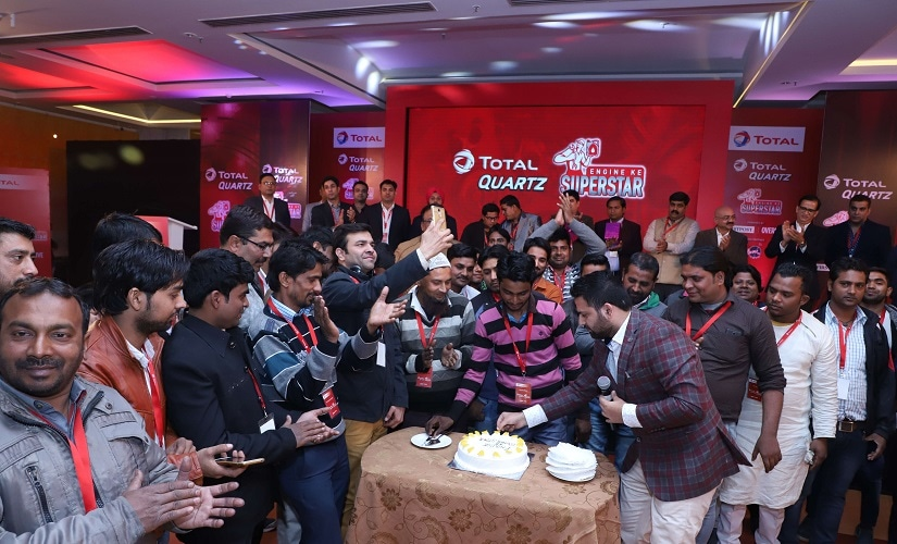 More than 200 working automobile technicians (mechanics) were invited to the Piccadily Hotel in New Delhi on Sunday. Source: Total India