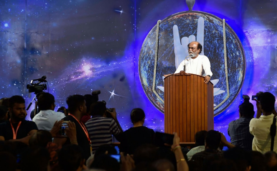 Months after his long-time friend and fellow actor Kamal Haasan gave a clear indication of his political entry, Rajinikanth made the announcement to launch a political party. PTI