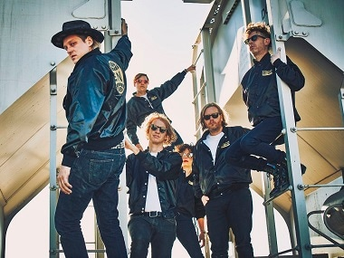 Everything Now: Arcade Fire turn from indie rock torchbearers to disco tricksters