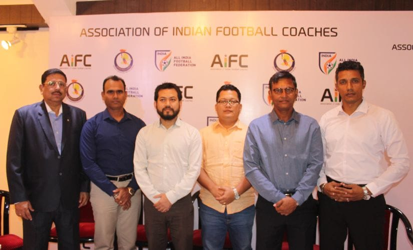Association of Indian Football Coaches launched with aim to build strong network of licensed coaches in country