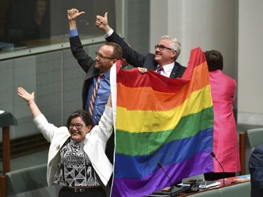 Australia signs same-sex marriage bill into law, weddings to be legal from Saturday