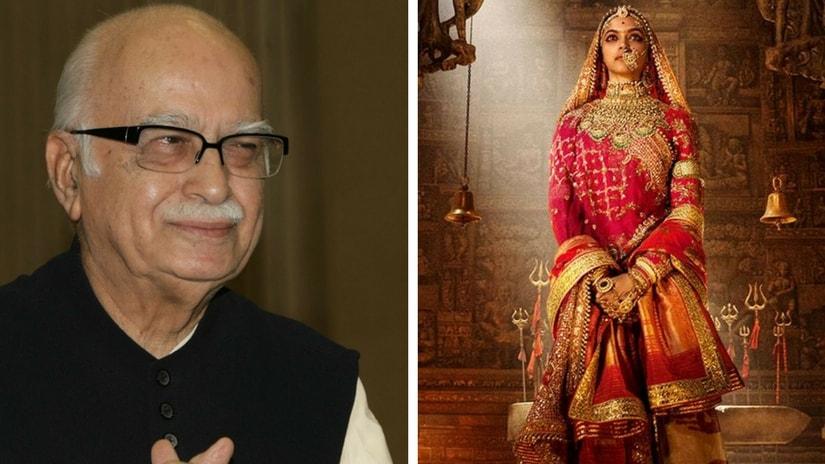 Padmavati controversy: LK Advani says, not politicians, let CBFC do its job of passing film