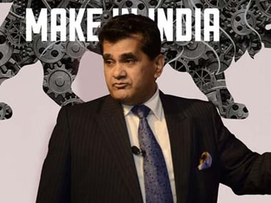 A file photo of Amitabh Kant. IBN Live
