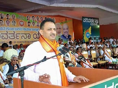 MoS Anantha Kumar Hegde says secular people dont know their own parentage, claims Constitution will be changed