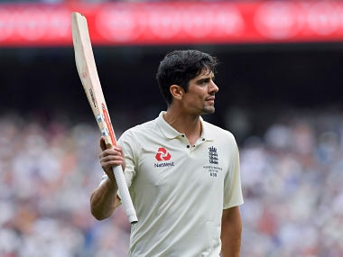 File image of Alastair Cook. AP