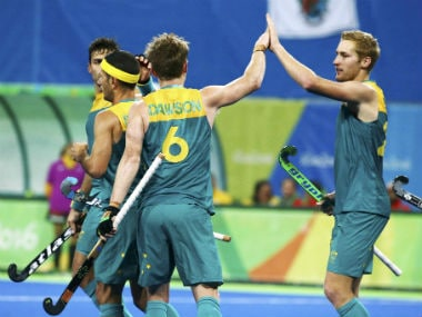 Australia will look to put the past behind them under new coach Colin Batch. Reuters