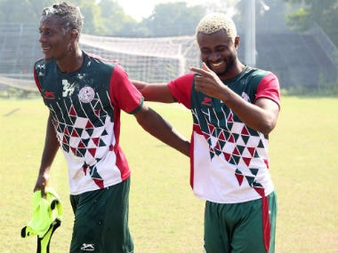 I-League 2017-18: Mohun Bagan ride on Eze Kingsleys solitary goal to beat East Bengal in Kolkata derby