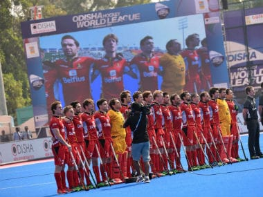 Hockey World League Final: Superstitious Belgium players try sneaking into Kalinga Stadium at midnight