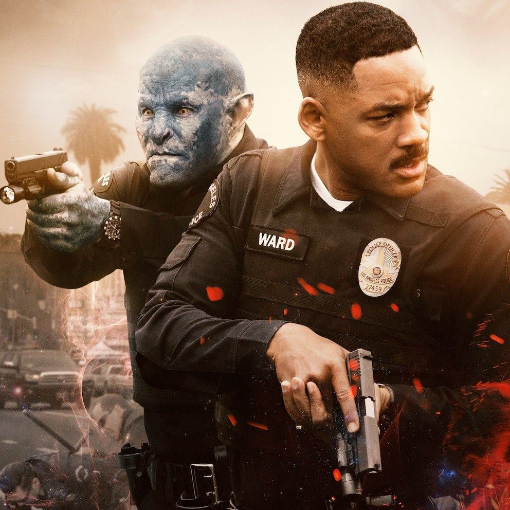 Bright movie review: Will Smith, Joel Edgertons strong performances cant save this cluttered Netflix film