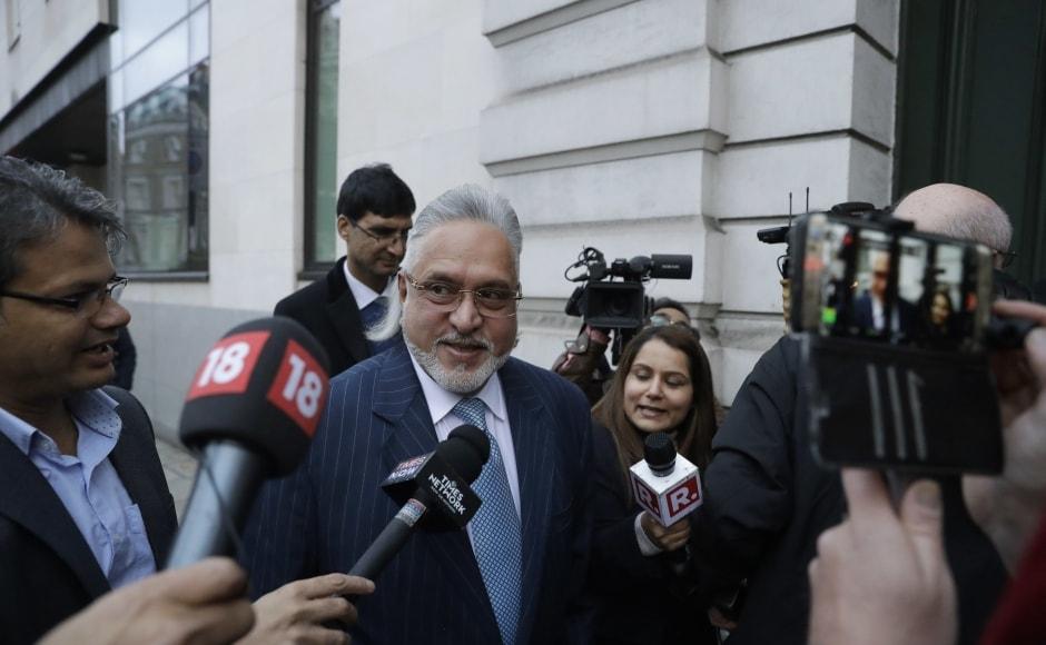 Vijay Mallya extradition trial: Liquor baron calls charges against him baseless, false and fabricated