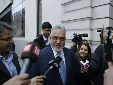 File image of Vijay Mallya. AP