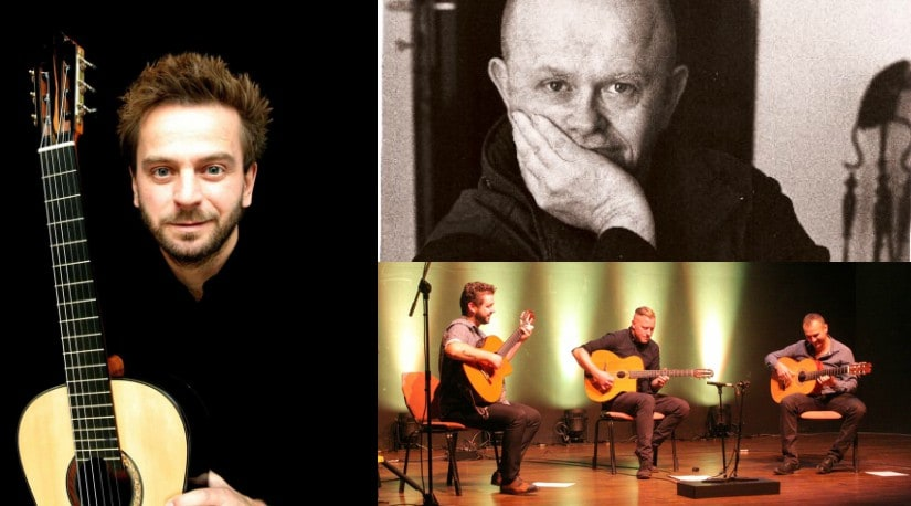 Calcutta International Classical Guitar Festival 2017: Amyt Dutta, Marcin Dylla to entrall audiences