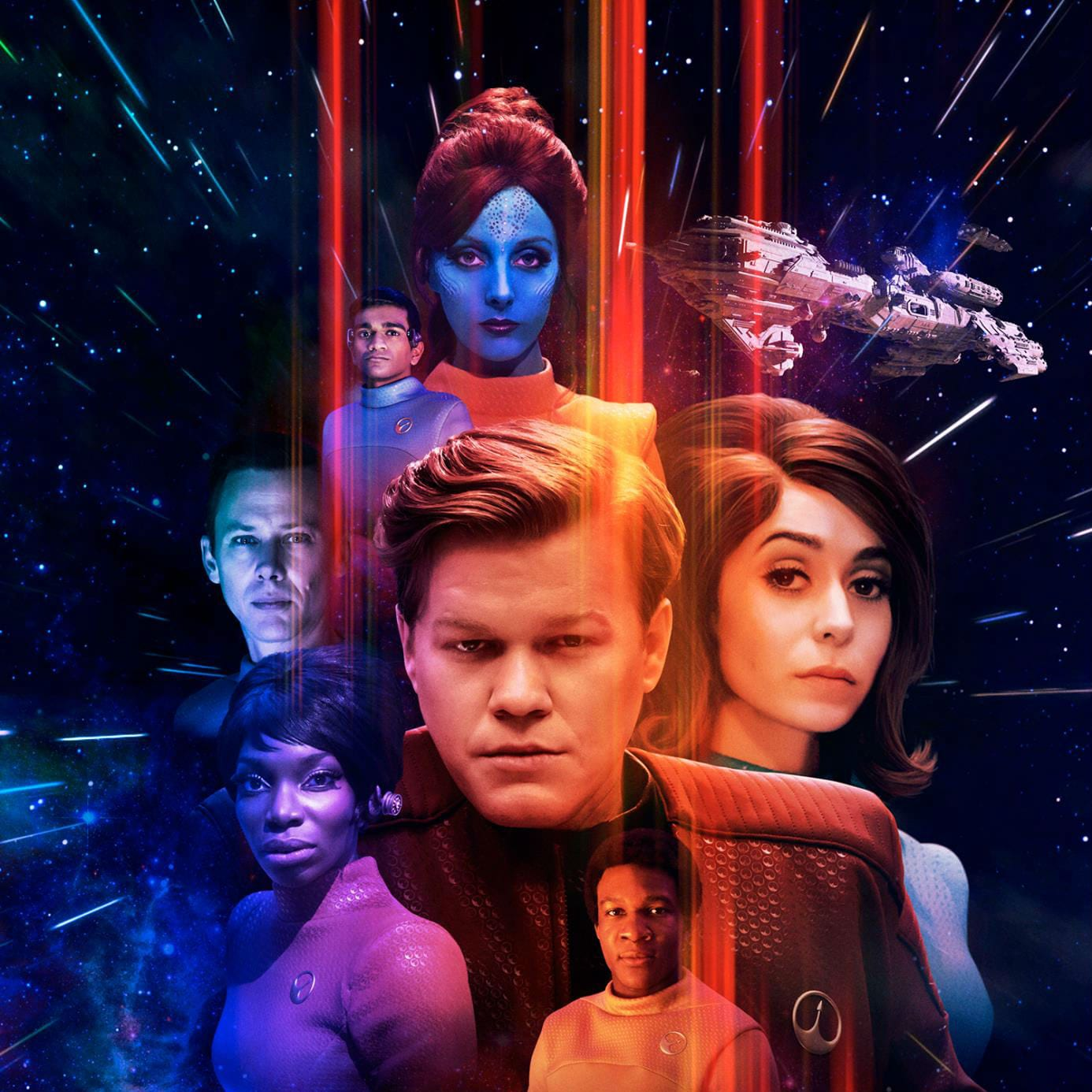 USS Callister is the best Black Mirror episode made in the series so far; heres why