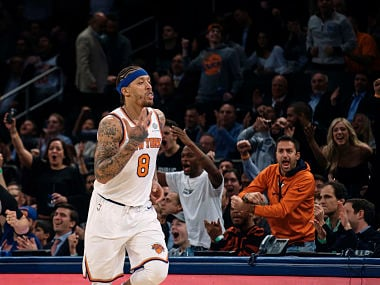 NBA: Michael Beasley comes off the bench to help Knicks beat Celtics; Cavaliers pip Bulls in thriller