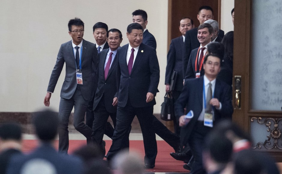 It is the first time for the CPC is holding such a high-level meeting with various parties worldwide. AP