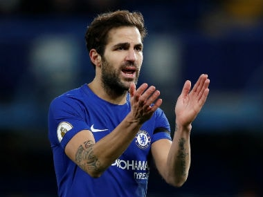 Ligue 1: Chelsea midfielder Cesc Fabregas set to join former teammate Thierry Henry at AS Monaco, claims report