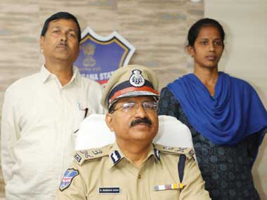 Top Maoist leader Jampanna, wife surrender before Telangana Police following 'ideological differences' with CPI (Maoist)