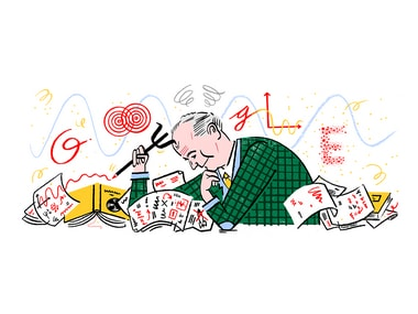 Max Born was born on the 11th of December in 1882 in Breslau. Image: Google